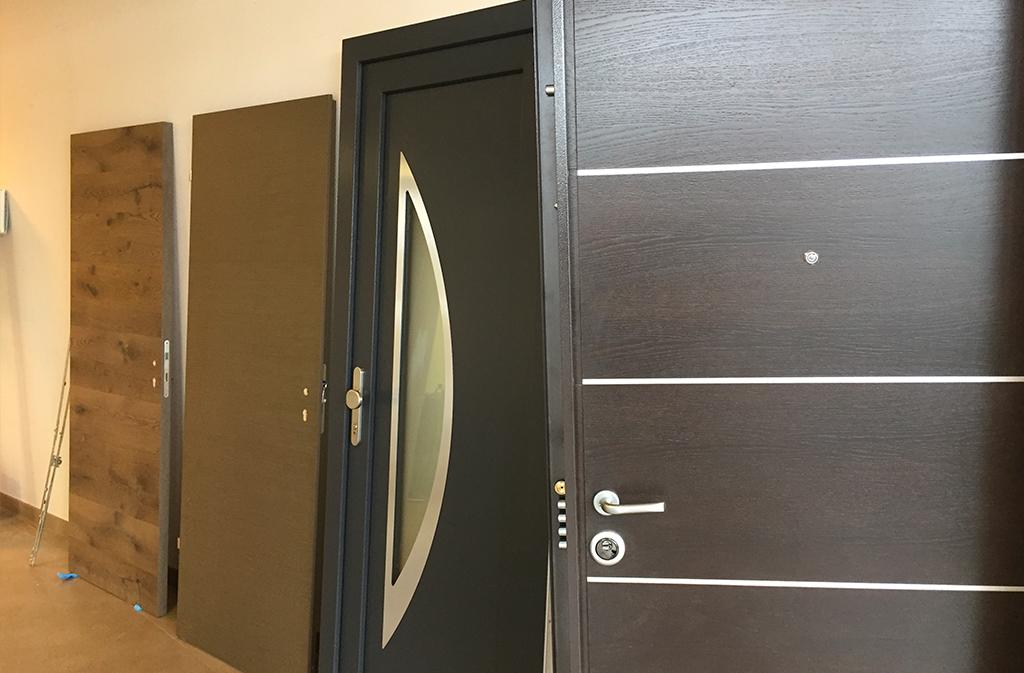 Portes Showroom