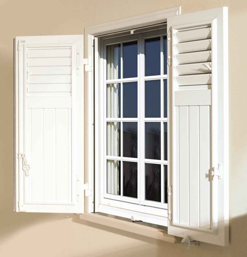 Volets et fenêtre